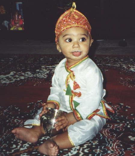 Maneka gandhi baby names free